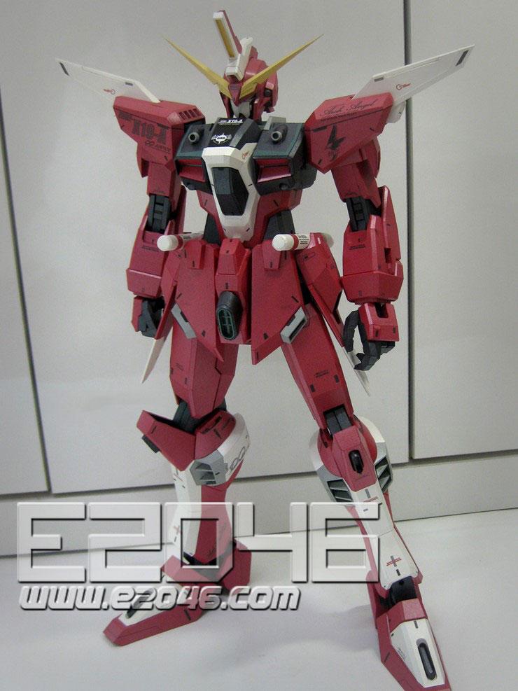 ZGMF-X19A Gun