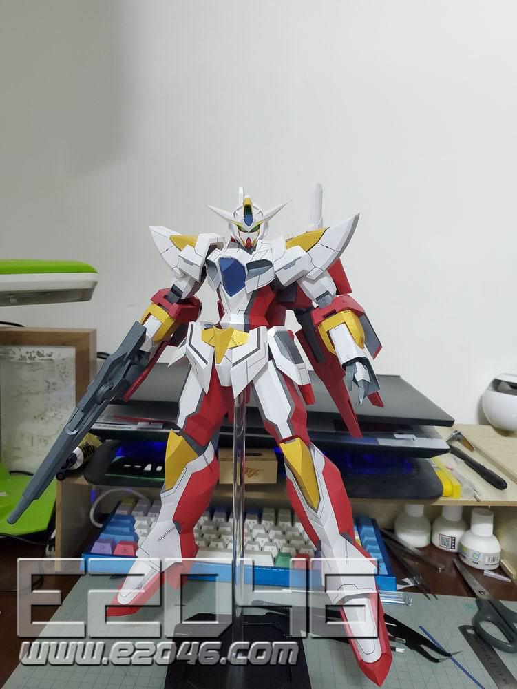 Reborns Gundam