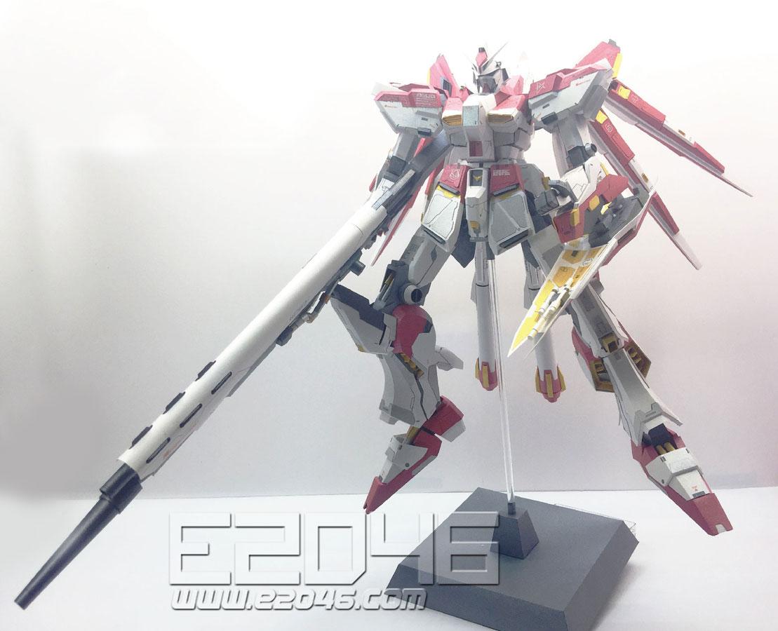 RX93-2 Hi Nu Gundam Red Version