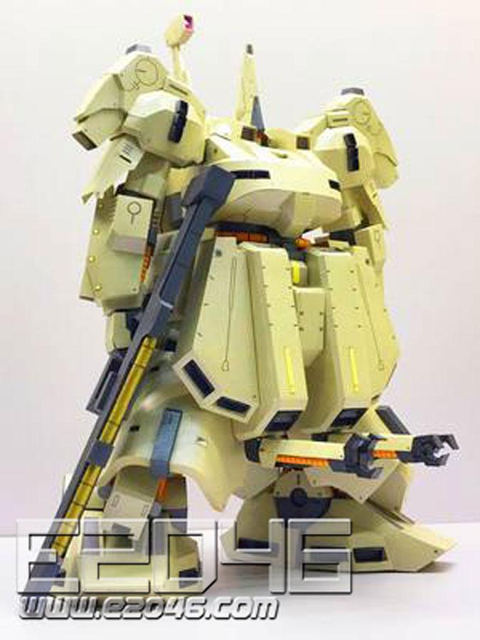 June Theo Gundam light yellow