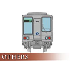 OT3077  橫濱市營地鐵系列 1000 非冷車