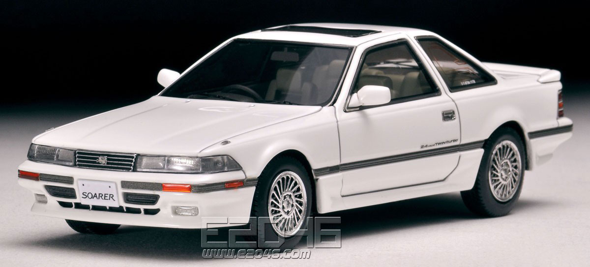 T-IG4320 Soarer 2.0GT Twin Turbo L (White)