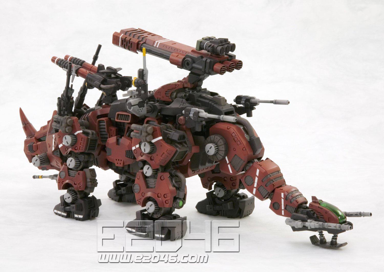 HMM EZ-004 Red Horn