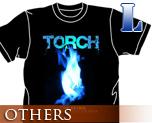 OT0302  灼眼的夏娜 徒 T-Shirt L