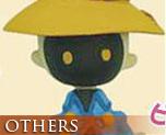 OT0068  Kingdom Hearts Avatar Mascot Strap Bibi