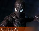 OT1138 1/6 Spider-Man Black Suit Ver.
