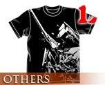 OT0436  Gundam 0083 GP03 Dendrobium T-shirt Black L