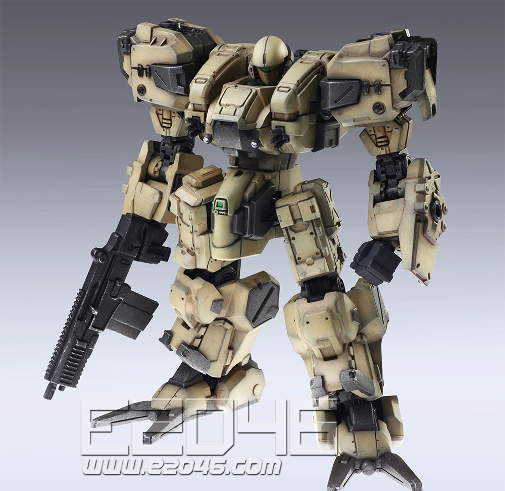 Front Mission Model Kit Series Vol. 1