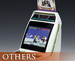 OT2102 1/12 New Astro City Arcade Game Machine SEGA Titles