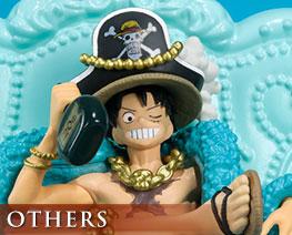 OT3001  Tamashii Box One Piece Vol. 1