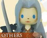 OT0065  Kingdom Hearts Avatar Mascot Strap Sephiroth