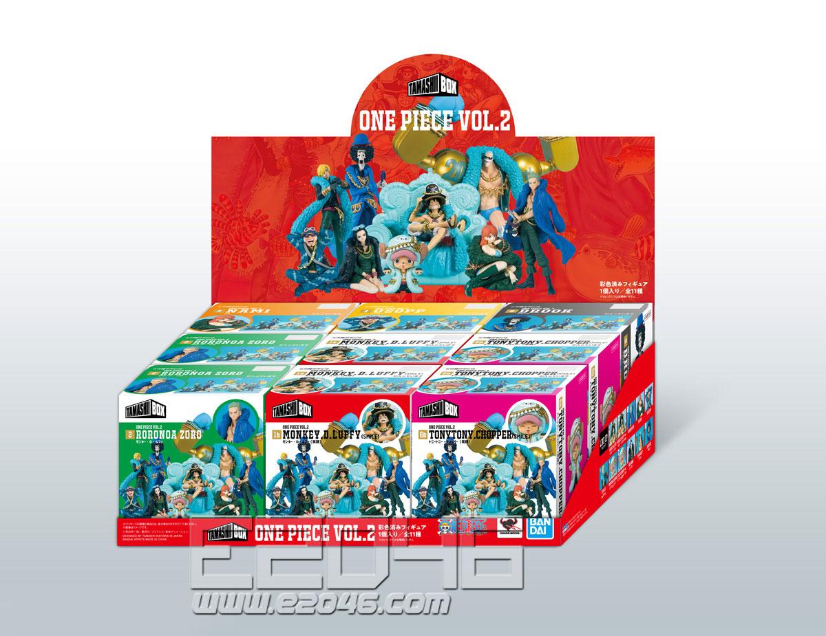 Tamashii Box One Piece Vol. 2