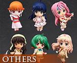 OT1597  Nendoroid Petite Macross Heroines 8 pieces