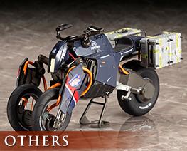 OT2853 1/12 Reverse Trike