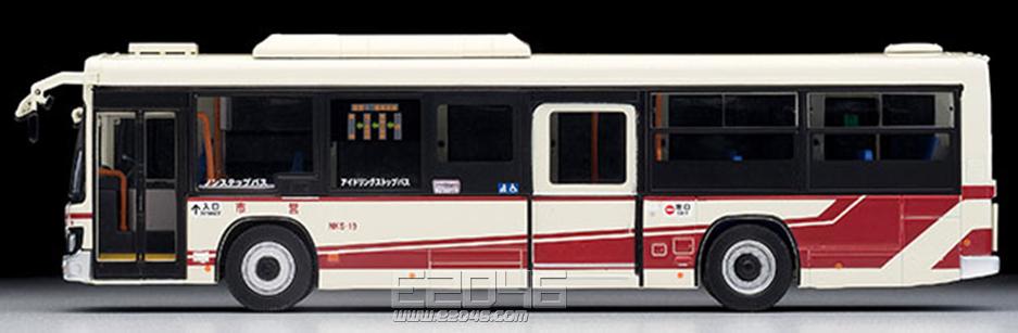 N139i Isuzu Erga Nagoya City Bus