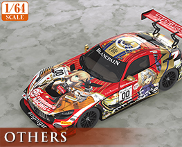 OT2561 1/64 Good Smile Racing & Type-Moon Racing SPA24H Version