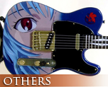OT0075 1/8 1/8 Rei Stratocaster Type 02