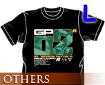 OT0432  Gundam 0083 GP02A Physalis T-shirt Black L