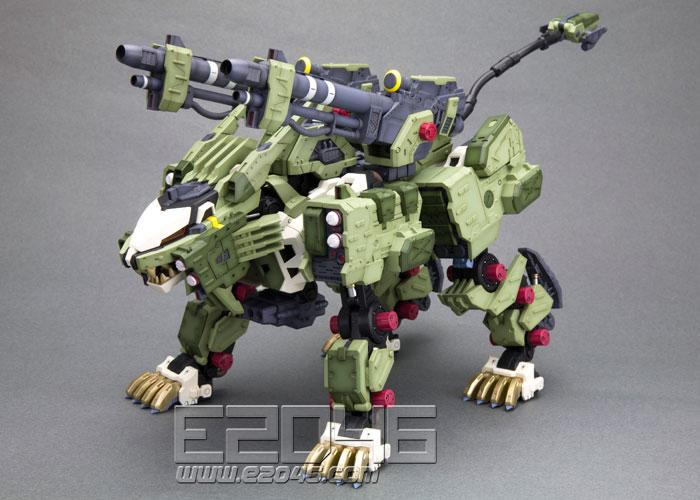 RZ-041 零式长牙狮装甲
