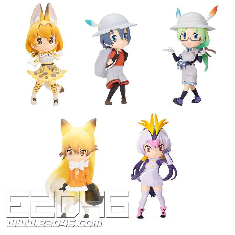Kemono Friend Collection Figure