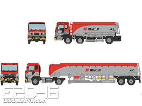 Idemitsu Tank Lorry Version