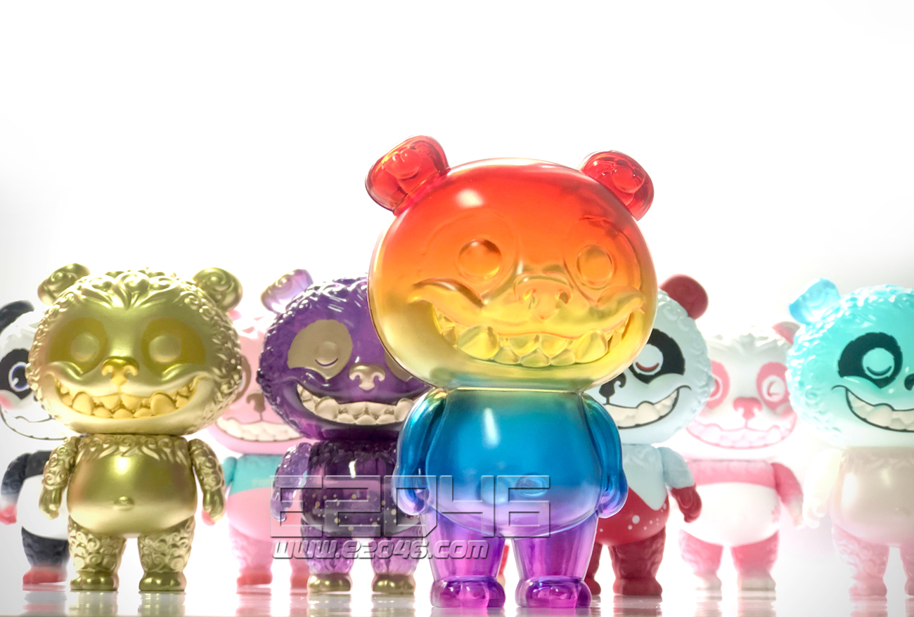 Pantadudu Colorful Series