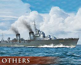 OT2530 1/350 俄罗斯塔什干驱逐舰 1940