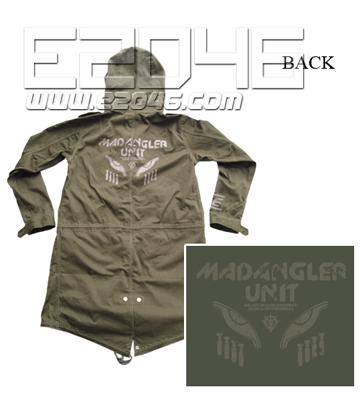 Gundam Mad-Angler Unit M-15 Jacket Moss M