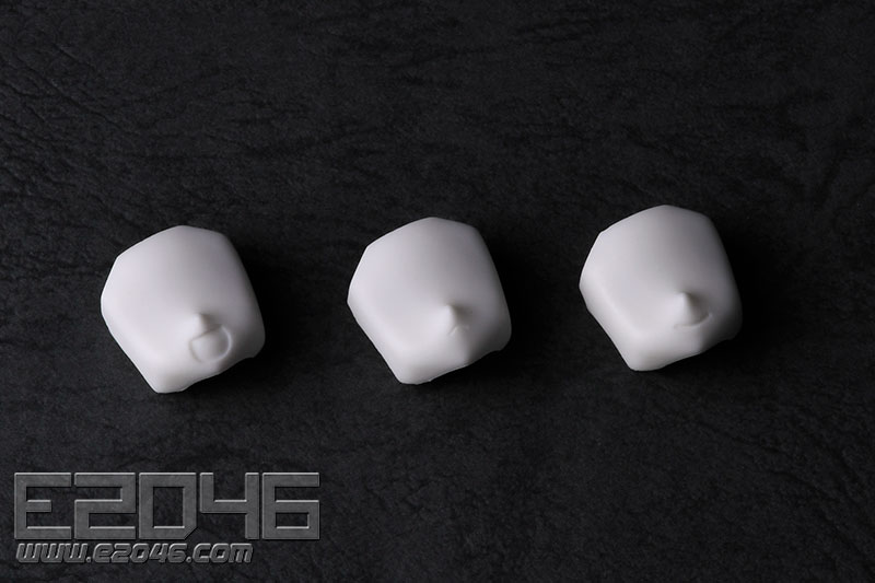 Polynian Faceparts Set 02