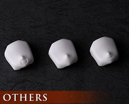 OT2383  Polynian Faceparts Set 02