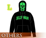OT0881  Jelly Man Full Zip Parka Black L
