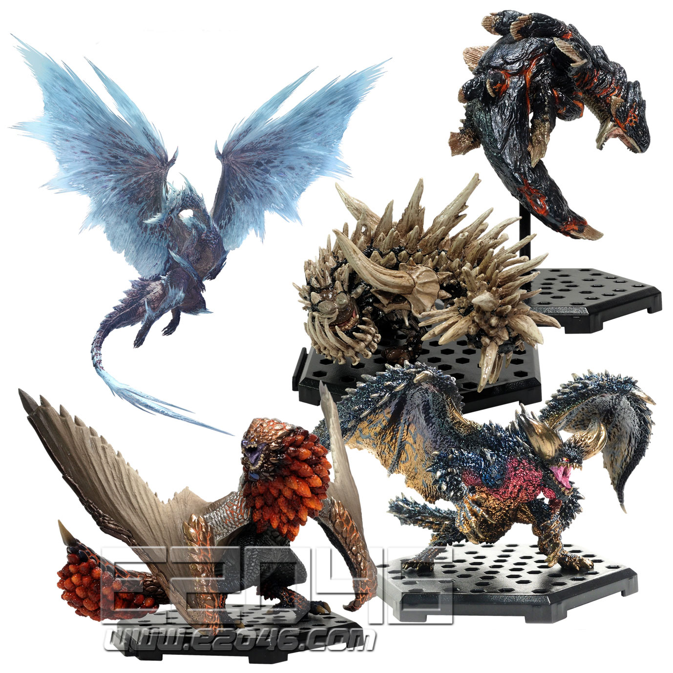 Monster Hunter Standard Model Plus Vol. 14