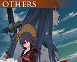 OT1882  Kill la Kill Setting Documents Collection