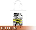 OT0624  Ikkitosen Xtreme Xecutor Tote Bag Bachou Mouki White