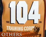 OT1678  Big Zip Body Bag 104th Training Corps