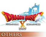 OT1440  Dragon Quest X Fashion & Housing Catalog 2013 Summer Collection