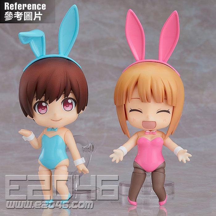 Nendoroid More Kisekae Bunny
