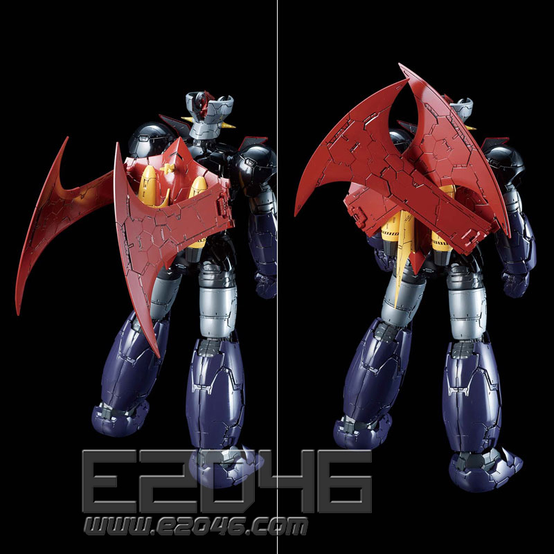 Mazinger Z Infinity Version
