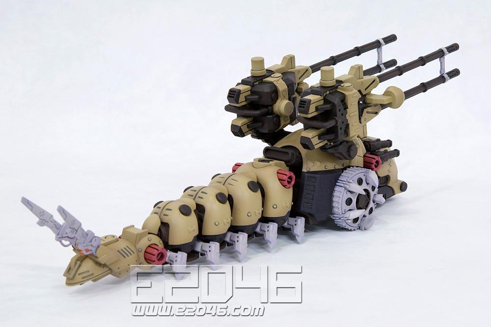 EMZ-15 Molga AA & Molga Carrier