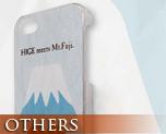 OT1538  HIGE x Mt. Fuji iPhone5 Cover Deai