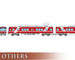 OT2299 1/150 Railway Collection Ensyu Railway Type 1000 (1001 Formation) 2 Car Set A