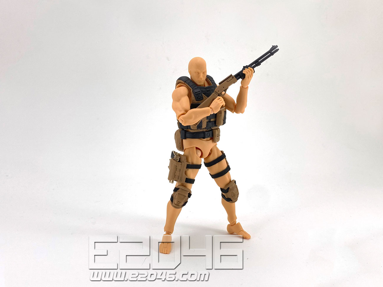 Action Figure Equipment Set A Desert Version