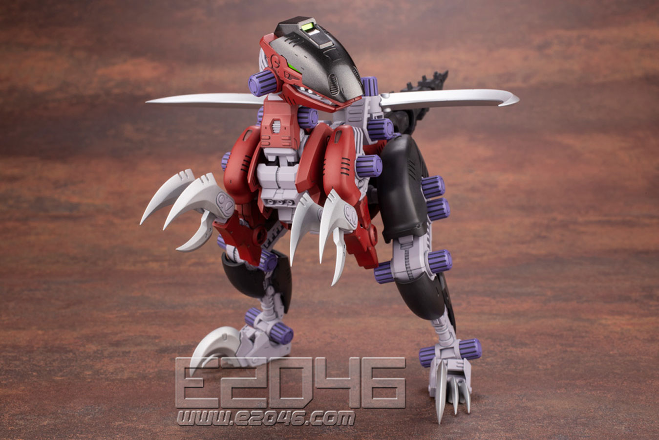 HMM EZ-027 Rev Raptor