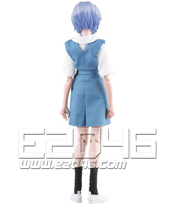 RAH499 Ayanami Rei School Uniform Ver.