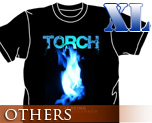 OT0303  灼眼的夏娜 徒 T-Shirt XL