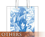 OT1014  Fafner in the Azure Heaven and Earth Jumbo Tote Bag