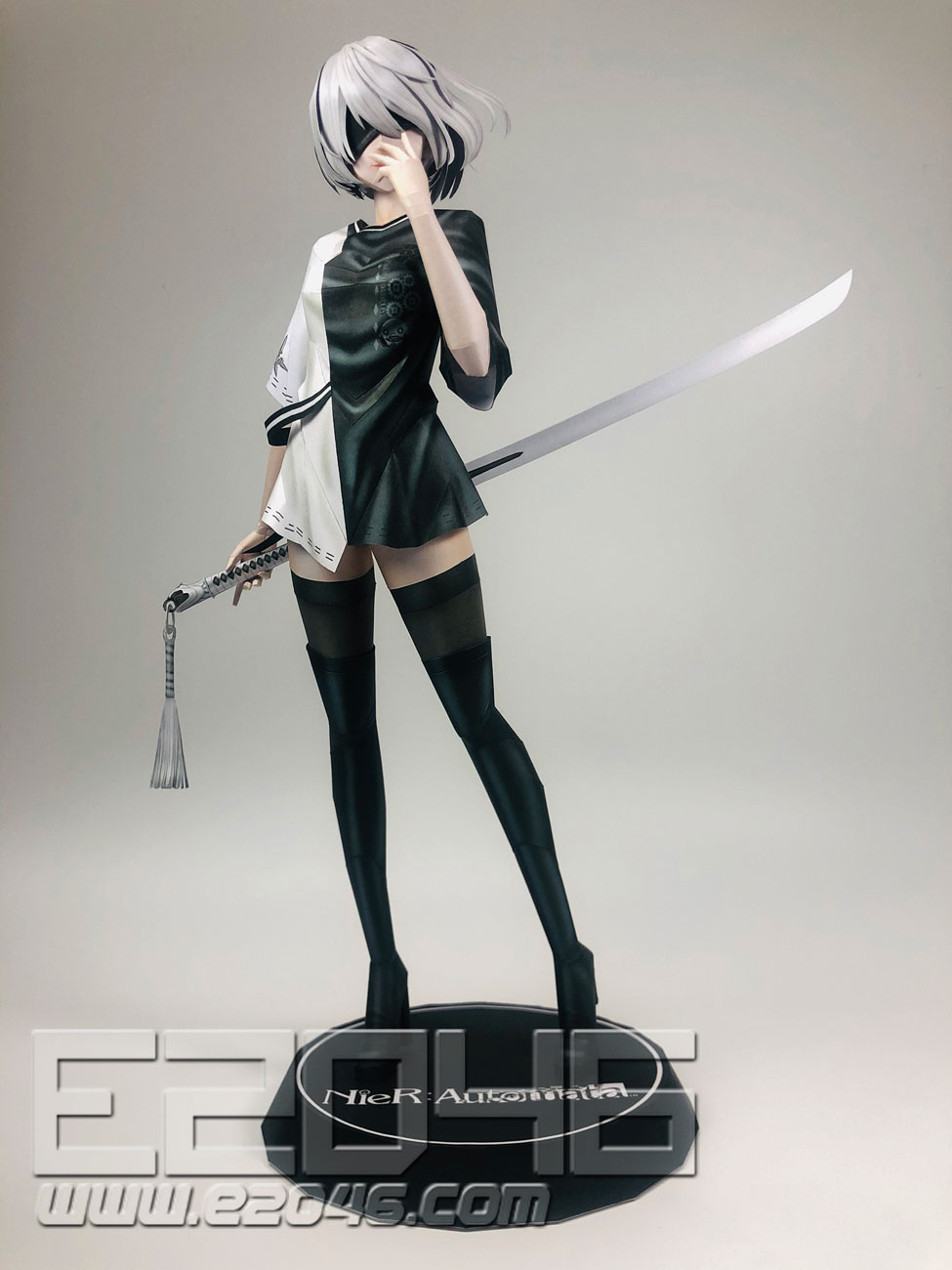 2B Casual Outfit Version