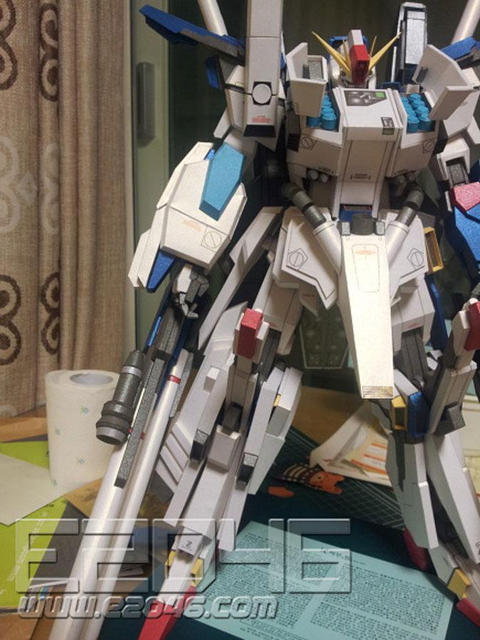 Full Armored ZZ Gundam