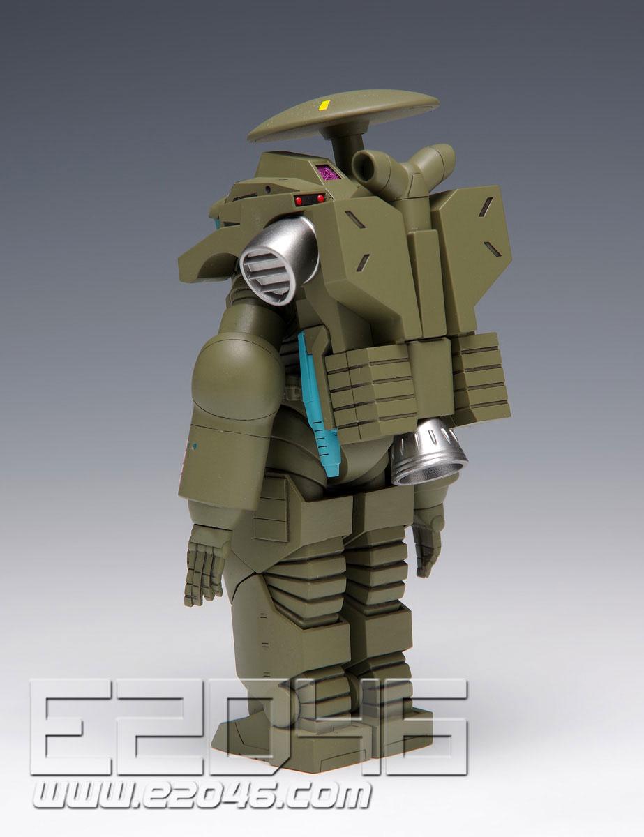 Powered Suit Commander Type