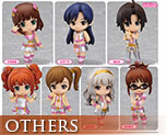 OT1630  Nendoroid Petite The IDOLM@STER 2 Stage 01 8 pieces